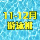 2018年11-12月游泳班資料