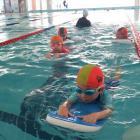游泳班2017年1-3月份上課時間